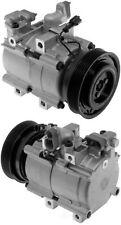 A/C Compressor Omega Environmental 20-21543 fits 2001 Hyundai Santa Fe 2.7L-V6