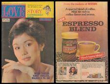 1983 Philippines LOVE STORY KOMIKS MAGASIN Vilma #593