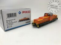PIKO 52840 locomotiva diesel D145 2018 FS Milano Smistamento 1:87