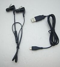 Plantronics BackBeat GO 2 Black In-Ear Only Bluetooth Mobile Headset - 88600-01