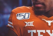 2019 NCAA College Football 150th Anniversary Patch 150 Official Jersey FREE SHIP