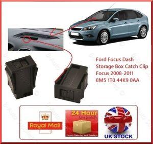 Fits Ford Focus Centre Glove Box Lock Clip Repair Kit 8M51T044K90AA mk3 08>11
