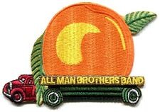 THE ALLMAN BROTHERS BAND truck logo EMBROIDERED IRON-ON PATCH Free Shipping 0404