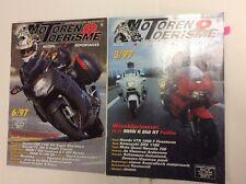 Motoren Toerisme Onafhankelijk Maandblad 2 Issues 3/97 & 6/97  take a look 84C