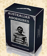 Australian Aborigines 140 Rare Books on DVD Tribes Traditions Language Legend D8