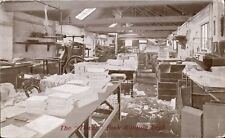 Ramsbottom, Manchester posted The Tower Book Binding Department. Book Factory.