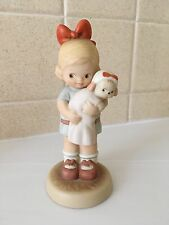 MIB WE BELONG TOGETHER, 1991 Memories of Yesterday COLLECTORS SOCIETY figurine