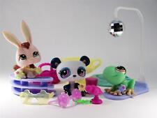 Littlest Pet Shop Tricks 'N Talents Show lot #1019 1020 1021 Retired! BRAND NEW!
