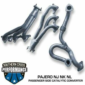 SCPH071 MITSUBISHI Pajero 2000> NJ NK NL 6G74/5 3.5L 6Cyl Headers Extractors