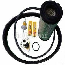 EZGO TXT/ST 350 Gas Golf Cart Tune Up Kit (96+) w/ Oil Filter Drive/Starter Belt