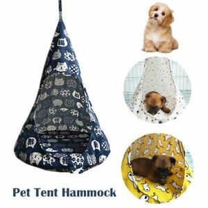 Breathable Cage Conical Hanging House Cat Tent Hammock Hanging House Bed