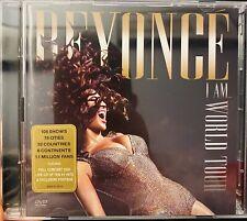 Beyonce - I Am... World Tour live CD DVD 2010