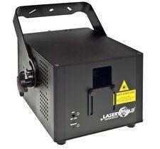 Laserworld CS-2000RGB Full Colour MKII Laser Light Show Projector- ILDA, DMX