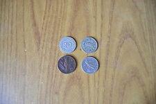 LOTTO 4 MONETE RARE 20 CENT 1920 ESAGONO 1919 D 10 1936 IMPERO 20 CENT 1994 ROMA