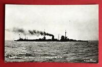 Foto AK Kriegsmarine 1. WK SMS Seydlitz nach der Skagerrack Schlacht   ( 65879