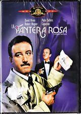 Peter Sellers LA PANTERA ROSA de Blake Edwards Tarifa plana envío dvd España 5 €