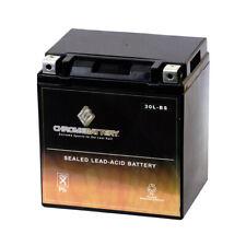 YTX30L-BS Power Sports Battery Replaces ETX30L CYIX30L-BS YGIX30 M7230L, GYZ32HL