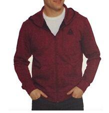 Men's Gerry Full Zip Hoodie Jacket Hood Variety Navy Blue Black Grey Charcoal