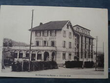 cpa 58..NIEVRE ...Saint Honoré les Bains Hôtel du Guet années 1930