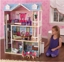KidKraft My Dreamy Dollhouse Miniatures with Furniture , Free Shipping