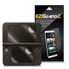 6X EZguardz Screen Protector Cover Shield 6X For Nintendo 3DS XL (Ultra Clear)