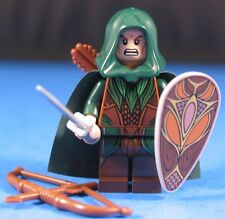 LEGO® The HOBBIT™ 79012 Mirkwood™ Elf ARCHER Minifigure  DELUXE WARRIOR Version