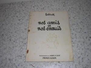 1954.nos amis & nos ennuis : Barberousse.animaux