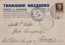 # PONTE S.GIOVANNI: testatina- TAMAGNINI NAZZARENO- BICICLETTE - ACCESSORI..