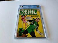GREEN LANTERN 26 CGC 8.5 2ND APPEARANCE STAR SAPPHIRE DC COMICS