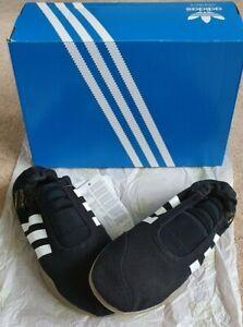 Adidas Originals Taekwondo W Size 5.5 Black RRP £70 Brand New D98205