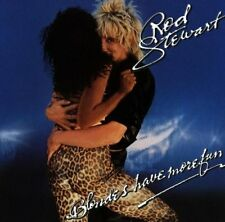 Rod Stewart Blondes have more fun (1978) [CD]