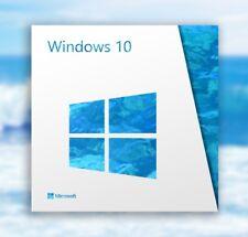 Microsoft Windows 10 Home 32/64 Serial Key Original License Code + Download