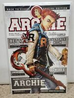 ARCHIE #1 & ARCHIE vs PREDATOR #1 2015 RARE FOUR COLOR GRAILS 4CG VARIANT