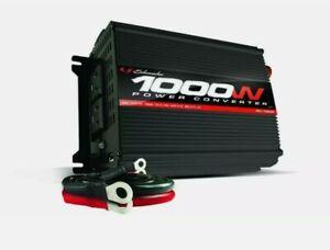 Schumacher Sl-1000 1000 Watt Direct Current to DC Power Inverter