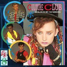 Culture Club Numbered LP Vinyl Records