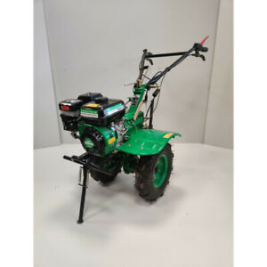 Two wheels tractor Cultivator tiller 900 7.5HP 5.5kW with wheels + ploughs NEW