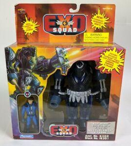 1995 Playmates Medieval Knight E-Frame Exo Squad Robotech Sealed Box MISB