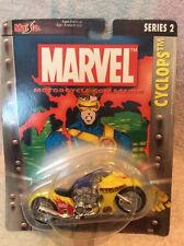 2003 maisto marvel motorcycle collection cyclops bike