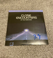 Close Encounters of the Third Kind 1979 SciFi LASERDISC Criterion Collection NEW