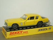 Jensen FF - Dinky Toys 188 England in Box *45042