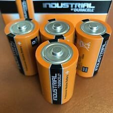 4 x Duracell D Size Industrial Procell Alkaline Batteries LR20 MN1300 D Cell