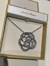 Andre Piasso Designer Jewellery Silver Bracelet NEW Boxed Bargain Gift RRP £15+