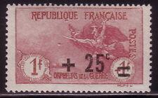 N°168 ORPHELINS DE GUERRE - NEUF**-SANS TRACE