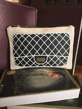 My other bag canvas bag cosmetic bag Makeup bag-Black