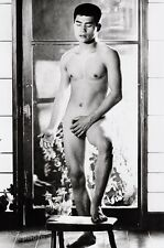 1960s Tamotsu Yato Vintage Japanese Male Nude Naked Asian Photo Art Gay Interest