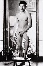 1960s Vintage JAPANESE MALE NUDE Asian Photo Art Gay Interest 11x14 TAMOTSU YATO