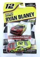 Ryan Blaney #12 NASCAR Authentics 2020 Jack Links Menards Wave 3 1/64 Die-Cast