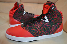 Mens Nike Kobe 9 MAMBA NSW Lifestyle Athletic Shoes Red/Black 630774-600 sz 10