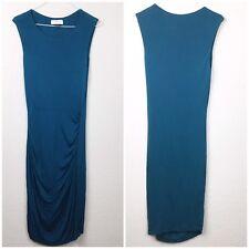 Velvet By Graham And Spenser Blue Modal Maxi Dress Size XS