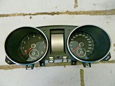 VW Golf VI 6 1.4 TSI Tachoeinheit, Kombiinstrument, 5K0920, 287tsd km